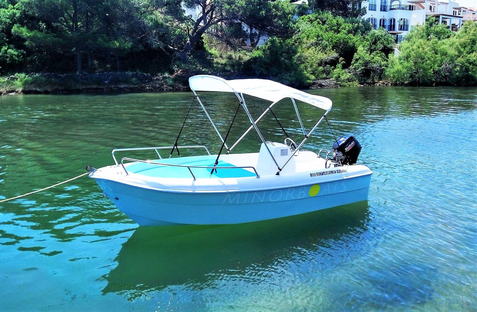 Alquiler Barcos Sin Título En Menorca Con Minorboats